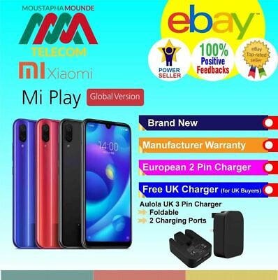 Xiaomi Mi Play Brand New Sealed Factory Unlocked Global Version Fast Delivery