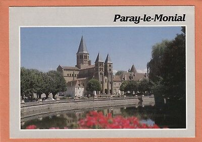 239 - Paray Le Monial - Basilique - Ecrite