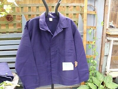 Unworn French Blue Chore Jacket