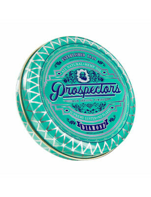 Prospectors Pomade Diamond Medium Hold Water Based Hair Style Styling Product