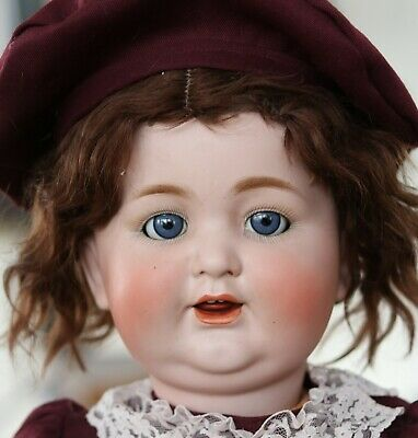 Antique German doll Klara  Kley And Hahn Character  Baby 57 cm tall