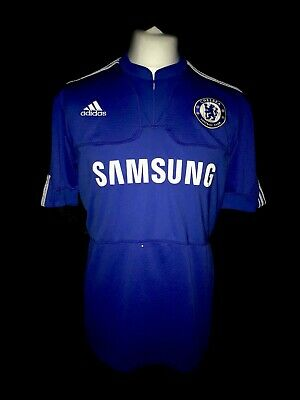 Chelsea 2009-10 Home Vintage Football Shirt - Very Good Condition