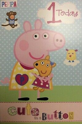 Peppa Pig Happy Birthday Mummy The Best Mummy In The Whole World