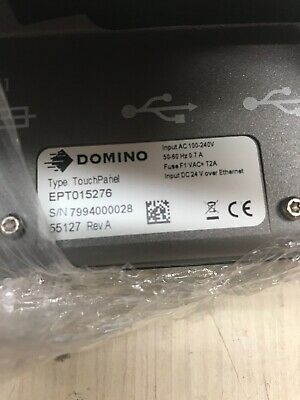 Domino Touch Panel Ept015276