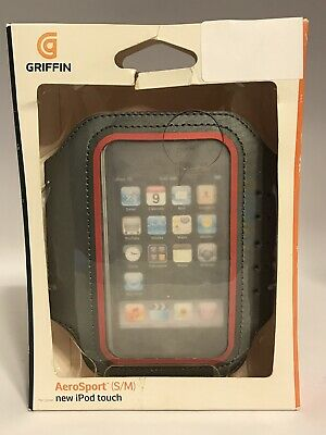 GRIFFIN AEROSPORT ARMBAND FOR APPLE iPOD TOUCH 4G by Griffin GB01964 S/M