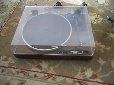 Vintage REALISTIC LAB-290 Belt-Drive Automatic Turntable