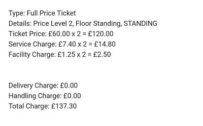 Westlife tickets 2019 Cardiff 1st July