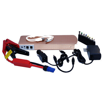 New Car Jump Starter Portable External Power Bank battery 18000mAh