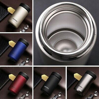 e9a4b78786b Men Gift 400ml Thermos Bottles Insulated Cup Stainless Steel Thermal Father  Day