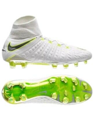 the best attitude 79f9c 94a95 Nike Hypervenom III Elite Dynamic Fit FG Football Boot AJ3803-107 UK 6