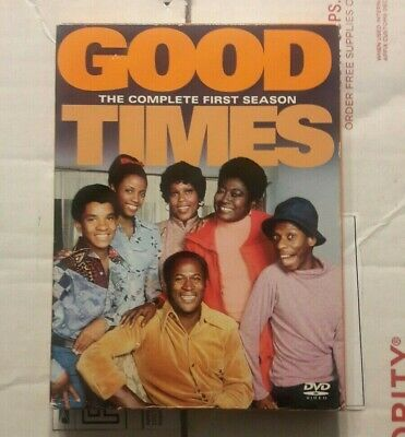 Good Times The Complete First Season