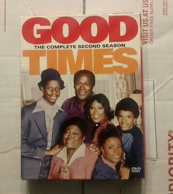Good Times The Complete Second Season