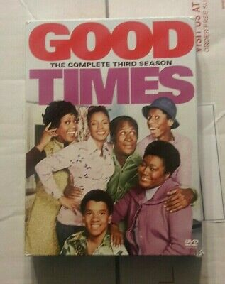 Good Times The Complete Third Season