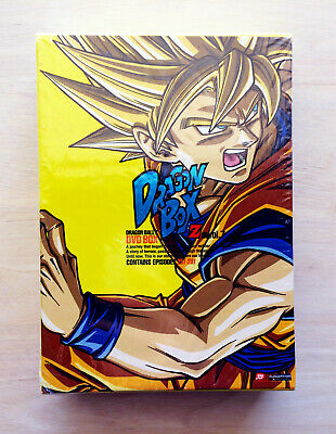 Dragon Ball Z: Dragon Box, Vol. 7 (DVD, 2011, 6-Disc Set, Anime) *NEW, SEALED*
