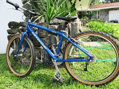 04c8baf48f0 Cannondale CAD2 1990's Aluminum Mountain Bike USA Hand Made EXCLNT Local  Pickup