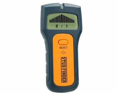 3-in-1 Multi Stud Scanner AC Live Wire Cable Wood Metal Wall Detector Finder