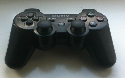 """Sony PlayStation 3 Dual Shock """"SIXAXIS"""" Wireless Controller"""