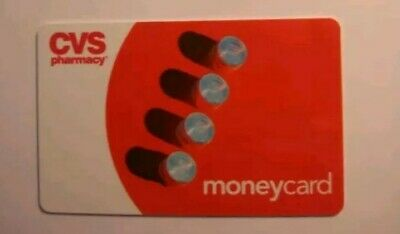 CVS Pharmacy Collectible Used Gift/Money Card NO VALUE