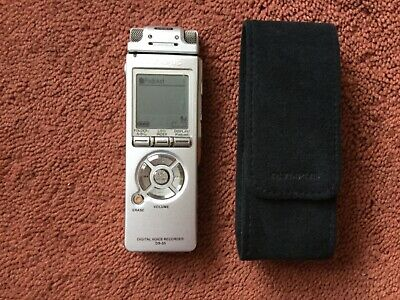 Olympus Digital Voice Recorder DS-55 - With Case !!