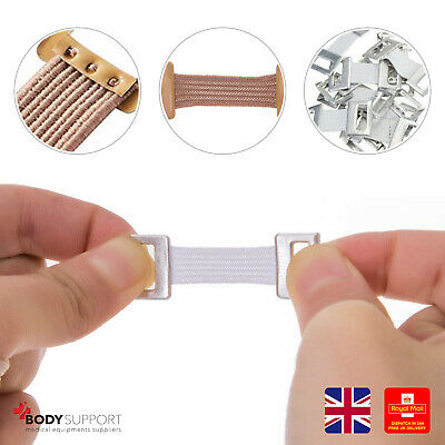 10/5x Elastic Bandage Metal Clips Replacement Wrap Stretch Fixation Clamp Hooks