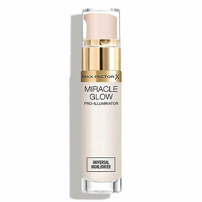 MAX FACTOR Miracle Glow Pro Illuminator, Universal Highlighter, 15ml