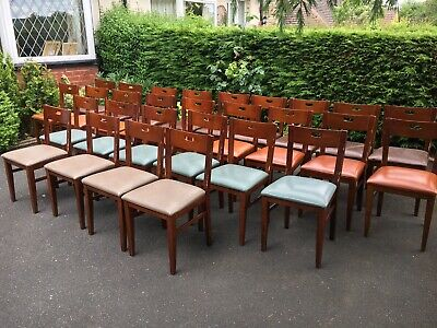 Set of 40 Cafe Dining Chairs (Pub / Bar / Restaurant / Bistro Chairs)