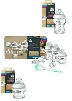 Tommee Tippee Closer To Nature Verre Bouteilles Nouveau-Né Starter Kit