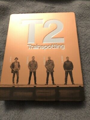 Steelbook Trainspotting 2 Blu-ray