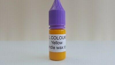 Liquid candle dye yellow candles wax melts liquid candle dye BARGAIN