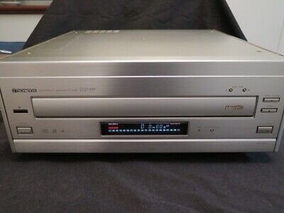Pioneer CLD-939/ CLD95 laserdisc player