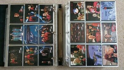 Star Trek TNG Season One Trading Cards by Skybox - Complete Set of 116 -1994