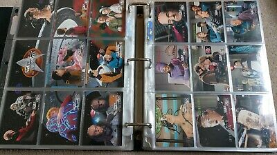 Star Trek TNG Season Four Trading Cards by Skybox - Complete Set of 108 -1996