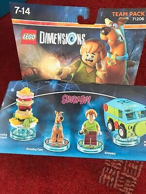 LEGO DIMENSIONS LEVEL PACK - Scooby Doo