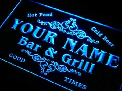 EDGE-LIT CUSTOM LED Lighted Acrylic Address Sign House Led Sign