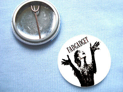 Fad Gadget- 25mm GAG Badge Frank Tovey Depeche Mode Mute Records