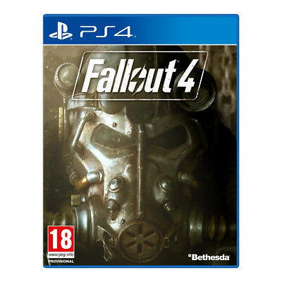 Fallout 4 (Sony PlayStation 4, PS4)