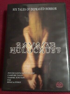 Savage Holocaust (DVD, 2011, 5-Disc Set)