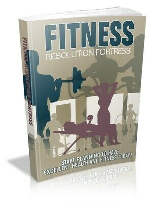 Fitness Resolution Fortress pdf ebook Free Shipping With master Resell Rights