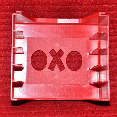 Vintage Oxo Cassette Tape Holder Rack Oxo Collectable