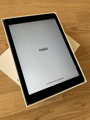 iPad Air 2 Space Gray WiFi Cellular 16GB Sehr guter Zustand