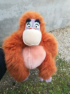 Peluche Singe Roi Louie Livre De La Jungle Disney 55 Cm 1995