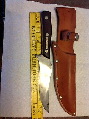 Schrade U. S. A. 150T OLD TIMER HUNTING KNIFE WITH SHEATH