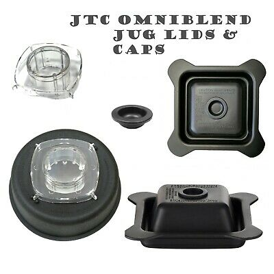 JTC OmniBlend Spare Parts For All Jug Lids and Lid Caps