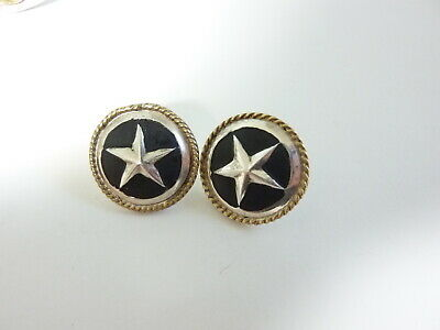 5716c907a sterling silver western cowgirl earrings equestrian barrel racing lone star