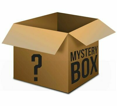 Mystery box New electronics, clothing, games, dvds, Toys and more