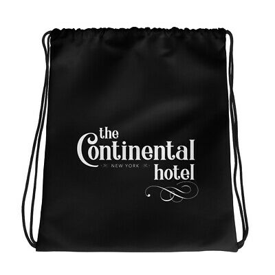 John Wick - The Continental Hotel | New York  - Drawstring bag