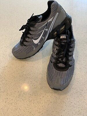 378f56c41d Nike Air Max Torch 4 Mens 343846-012 Gray Black Running Shoes Size 12 New
