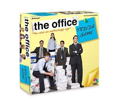 THE OFFICE Trivia Game Pressman NBC REPLACEMENT PARTS Only