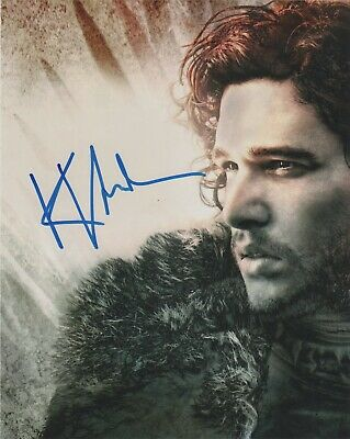 Kit Harington Game of Thrones signed autographed  8x10 photo L194
