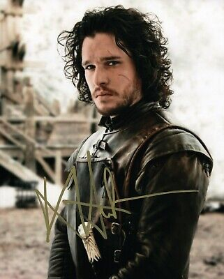 Kit Harington Game of Thrones signed autographed  8x10 photo L231